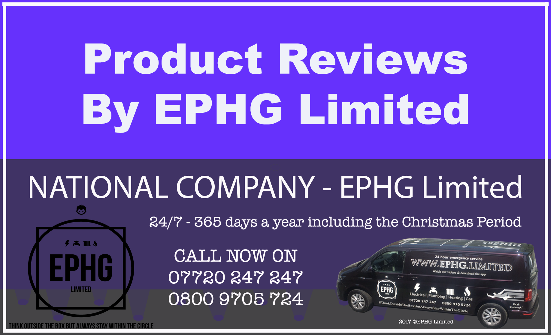 EPHG Limited Product Reviews