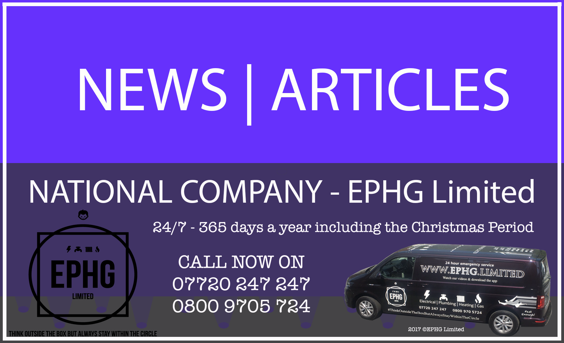 EPHG News And Articles