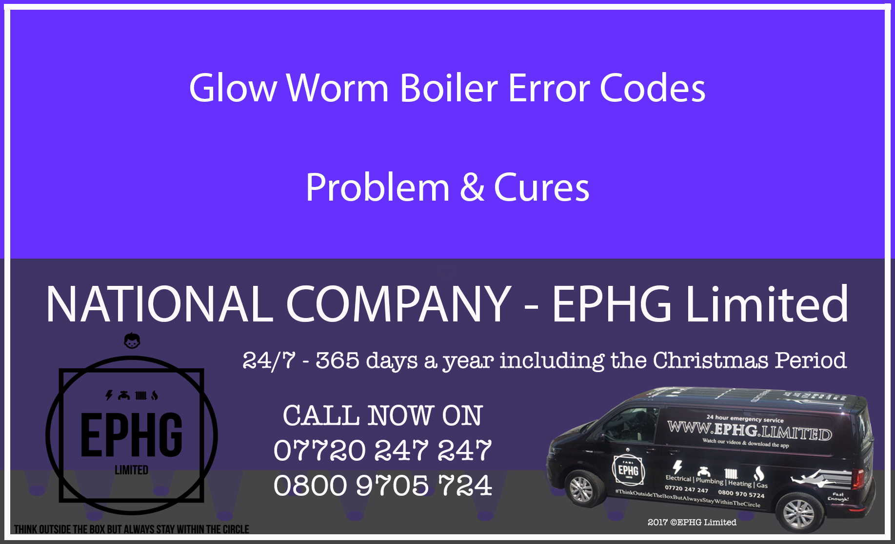 Glow Worm Boiler Fault Problems And Cures