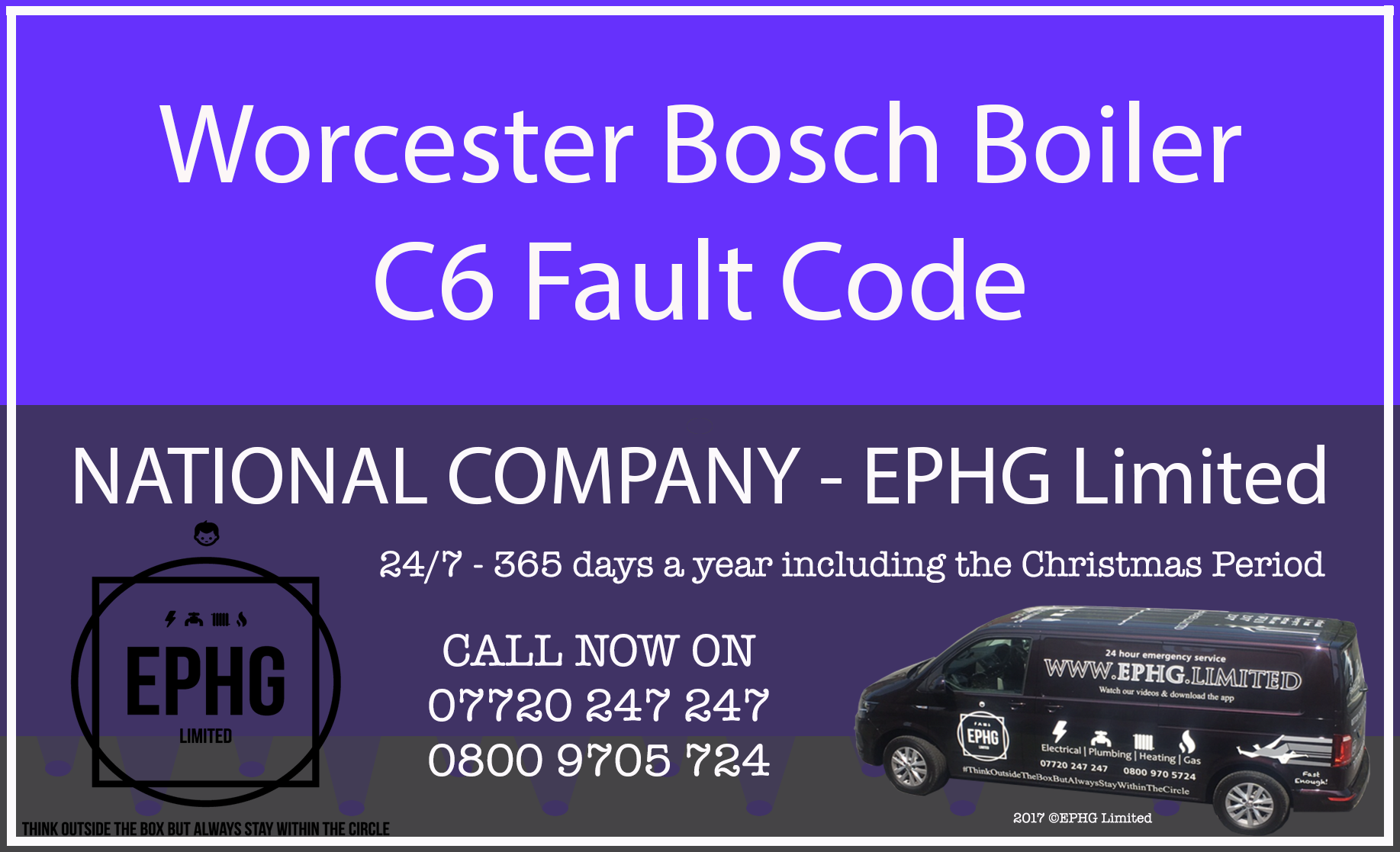 Worcester Bosch Boiler C6 Fault Code